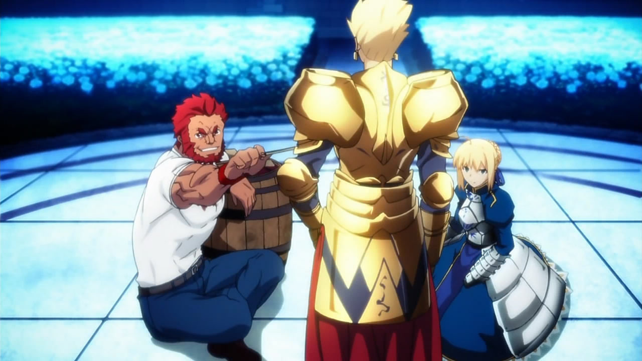 Ideals of the King and Fate/Zero Part 1 | All You Are