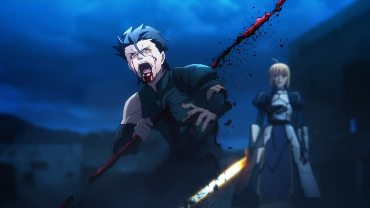 Fatezero retelling part 3 the finale all you are do biocorpaavc